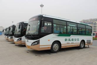 深圳公交9月全部电动化