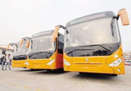 沈阳出台空调公交车管理规范