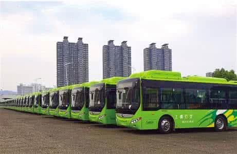 河南巩义市采购40辆新能源公交车