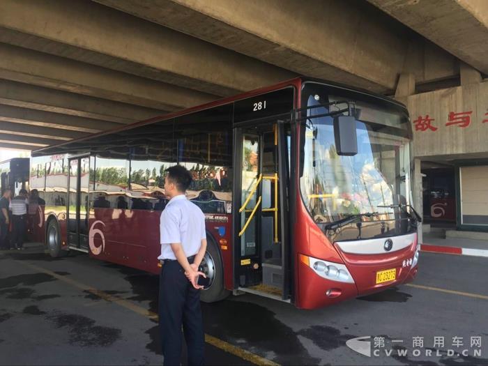 黑龙江将更新电动公交车500辆