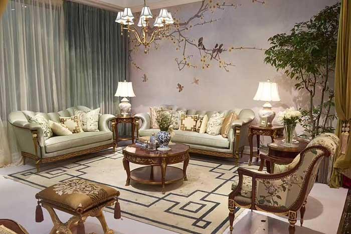 美神法式家具 传承法式风情