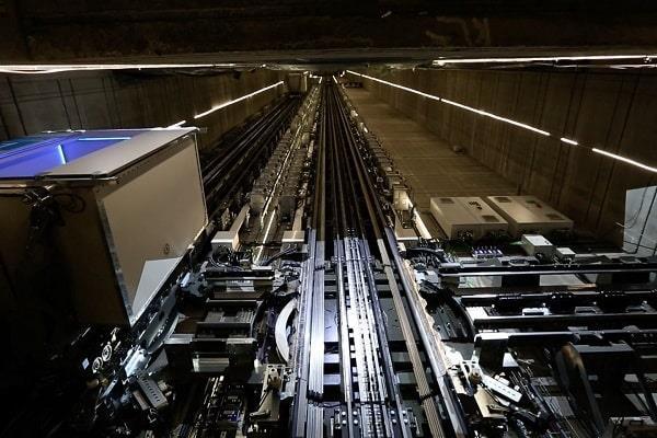 全球首个无钢索电梯来了,你敢搭乘吗?