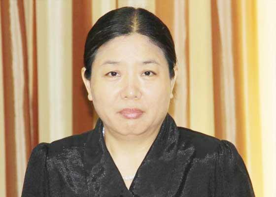 政府采购信息报创办社长刘亚利