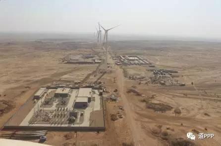 巴基斯坦萨察尔50MW风电项目