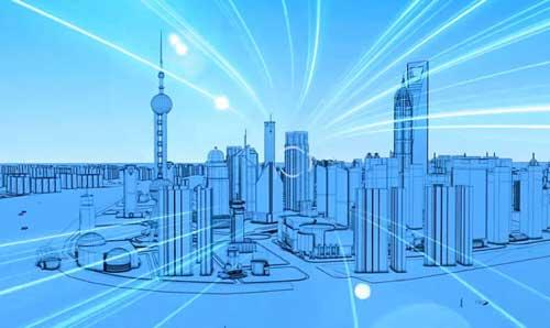 智慧城市规模五年内将达到12016亿美元