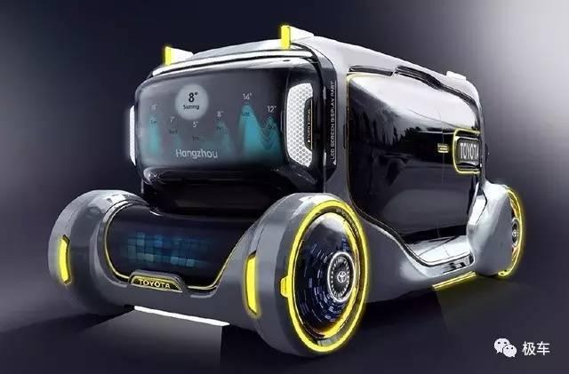 未来汽车其实是个手机?