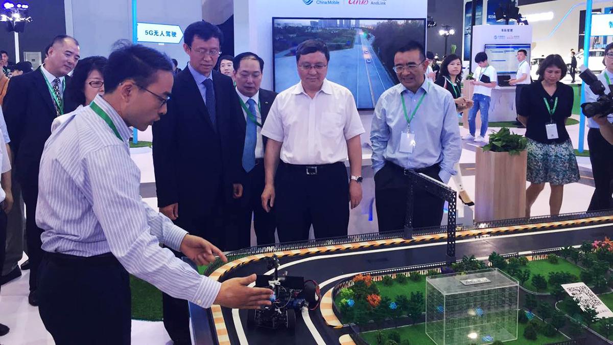 国际新能源、节能、智能汽车展7月中举行