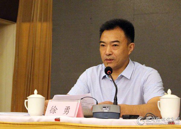 常州市<a href=http://www.caigou2003.com/ target=_blank class=infotextkey>政府采购</a>中心主任徐勇