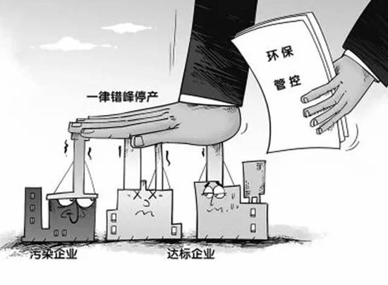 环保部:环保督查禁止一刀切!四川、山东已率先行动