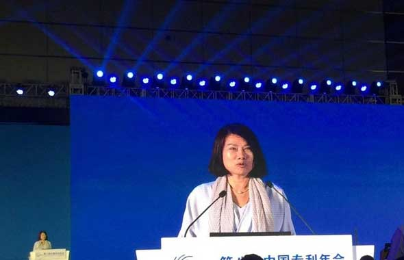 董明珠:再次强调创新与知识产权保护