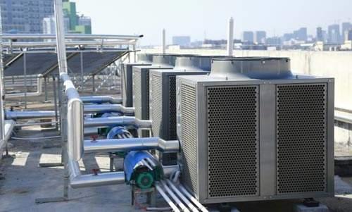 空气能热泵采暖将成为未来采暖的主流