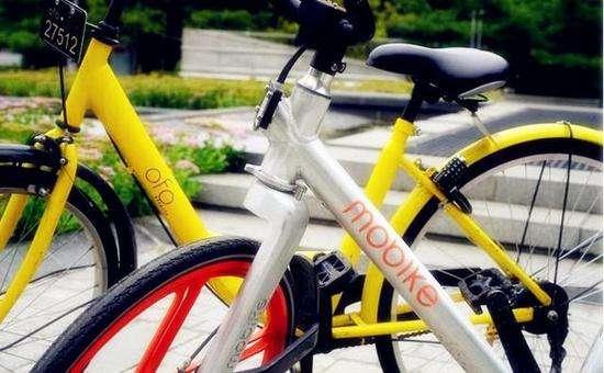 共享单车已进入中国160多个城市