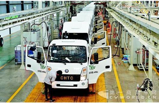北京发布新能源商用车管理细则