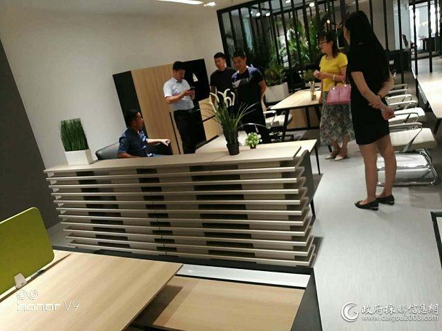 银丰科艺北京办公家具营销中心开业 力推品质办公