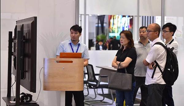 百利产品营销总监陈海远:VPD系列办公家具 15天出货