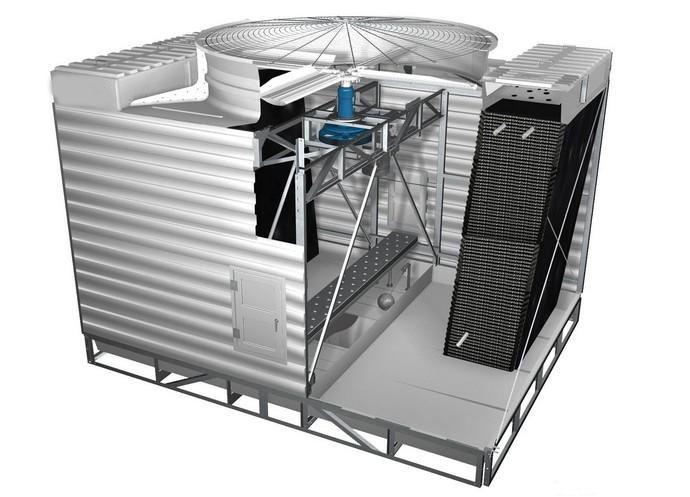 到2025年全球冷却塔市场规模将达48.5亿
