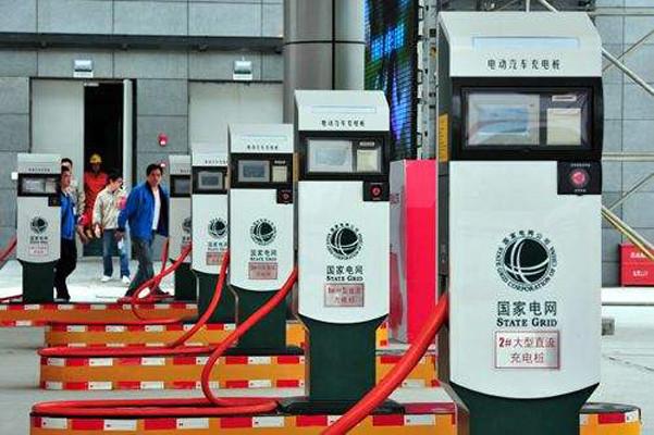广东东莞明年前要新增1.5万个充电桩