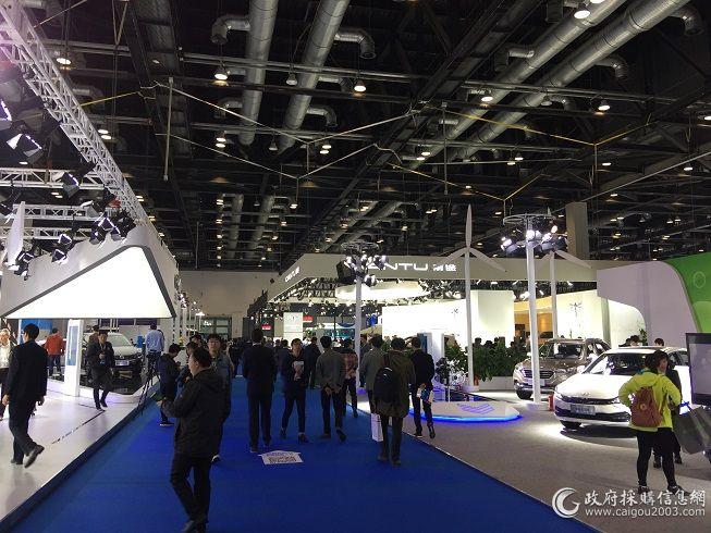 新能源车展