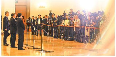 開放的十九大 自信的中國