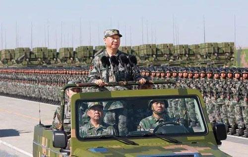 中央军委印发《意见》要求部队学习贯彻党的十九大精神