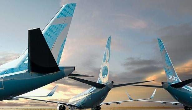中国航材与波音签300架飞机采购协议