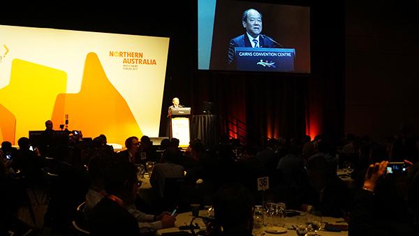 发改委宁吉喆副主任出席第二届澳大利亚北部投资论坛