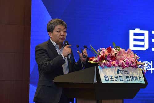 宏杉科技总裁李治