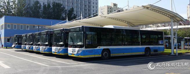 搭载微宏快充电池的纯电动公交车已在北京地区实现批量运营