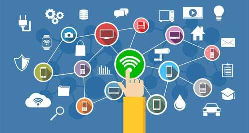 物联网万千垂直应用落地在即 万亿市场蓄势待发