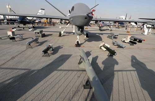 """让世界见识""""中国造"""" 我国高端无人机对比美军毫不逊色"""