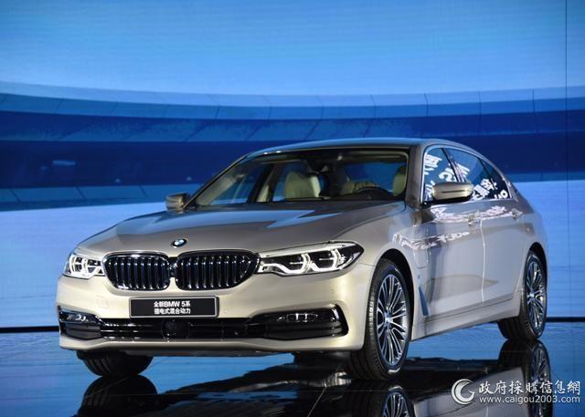 (以下简称全新宝马530le)车型,至此宝马在中国新能源阵容增至六款车型