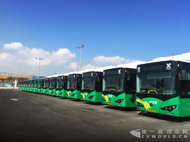 广州明年建设公交充电桩4960个