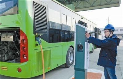 北京新能源和清洁能源公交车占比将超65%