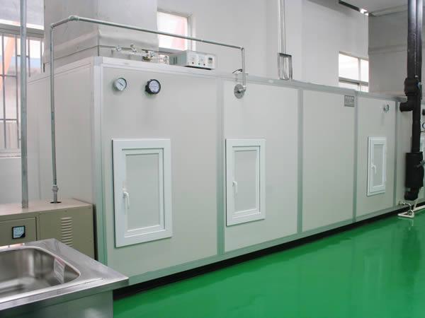 空气能热泵占据采暖半壁江山