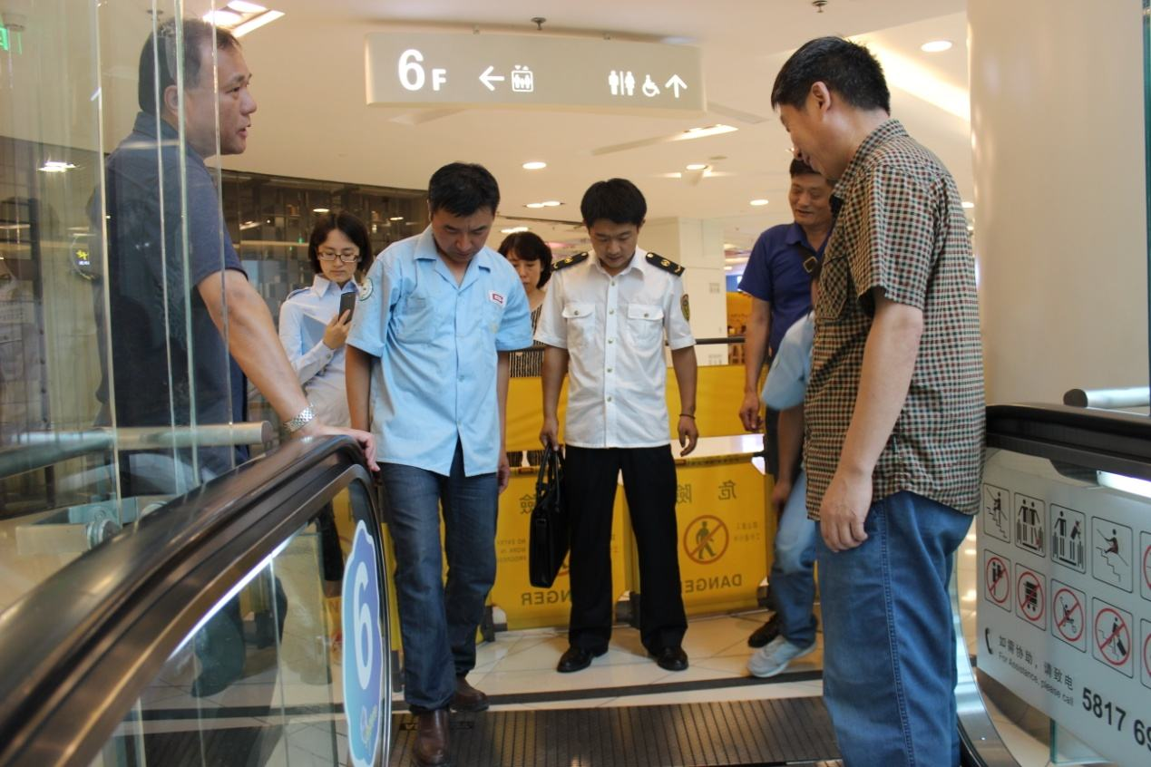 安徽泗县三部门联合开展电梯安装施工环节专项整治行动
