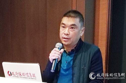 四川长虹空调有限公司工程总监李文义