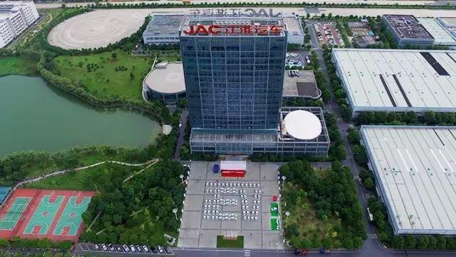 江淮汽车工厂