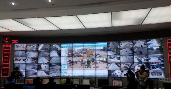 西安市公共安全视频监控建设联网PPP项目签约