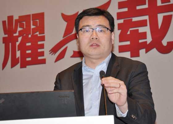 京东集团大客户部副总经理李靖