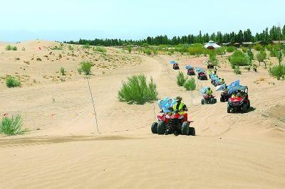 林业局印发《国家沙漠公园管理办法》
