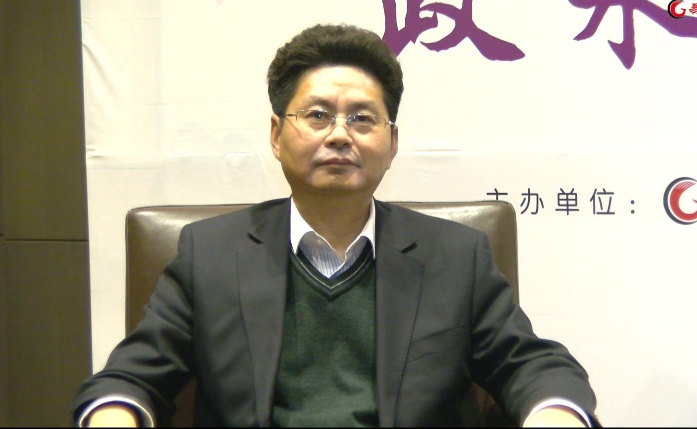 薛子成:我们的事业正年轻 我们的明天会更好