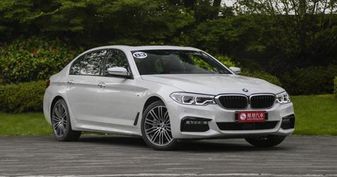 年度车 全新BMW 5系
