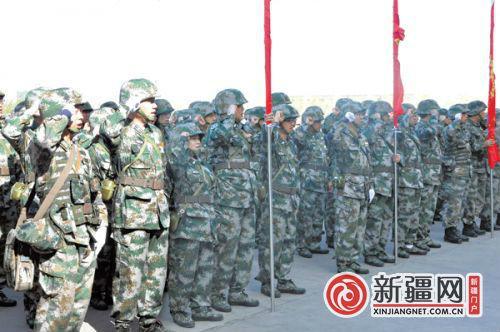 新疆发改委积极推进军民融合 军区送来锦旗和感谢信