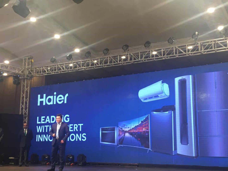 海尔空调巴基斯坦12年市场第一