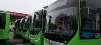 昌平投放72辆电动新能源公交车