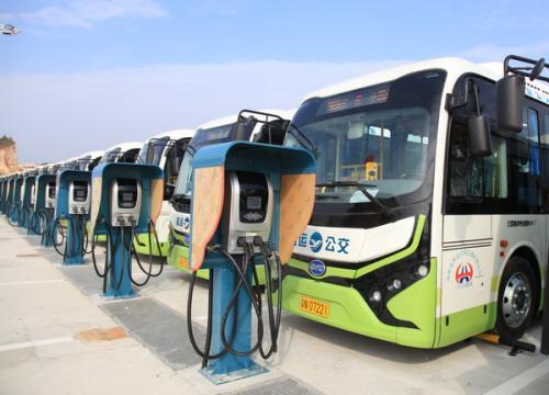 湖州公交都市创建继续发力,力争中心城区纯电动公交全覆盖