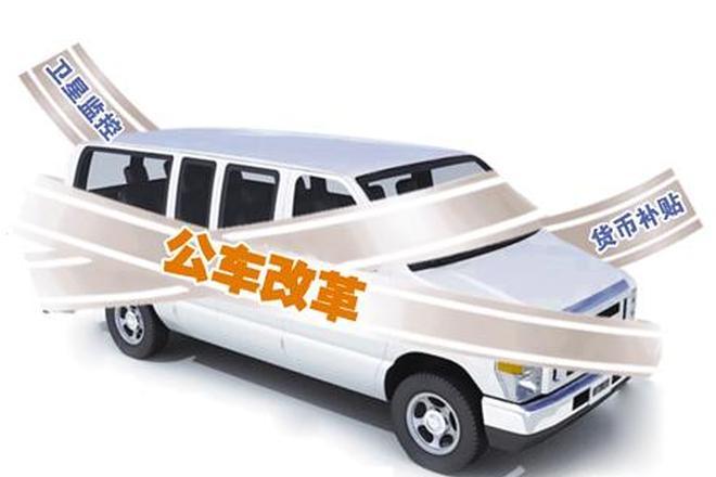 浙江桐庐县完成第二轮公车改革上缴车辆拍卖