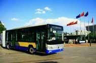 北京顺义公交年将更换为新能源车