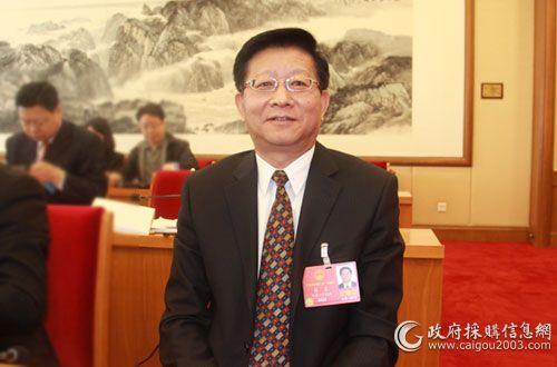 全国人大代表、内蒙古自治区财政厅厅长张磊