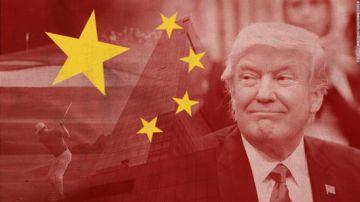 白宫:特朗普要求中国将对美贸易顺差减少1000亿美元